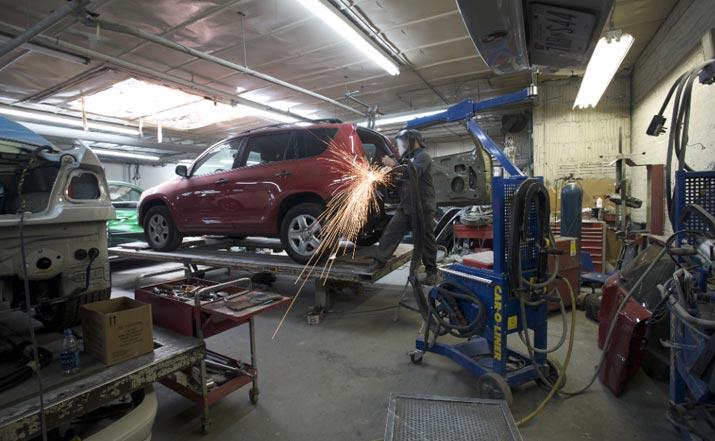 Marmin Collision New York City Auto Body Shop